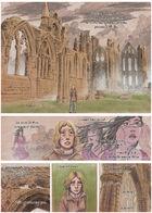 A la recherche de Dracula : Chapitre 1 page 9
