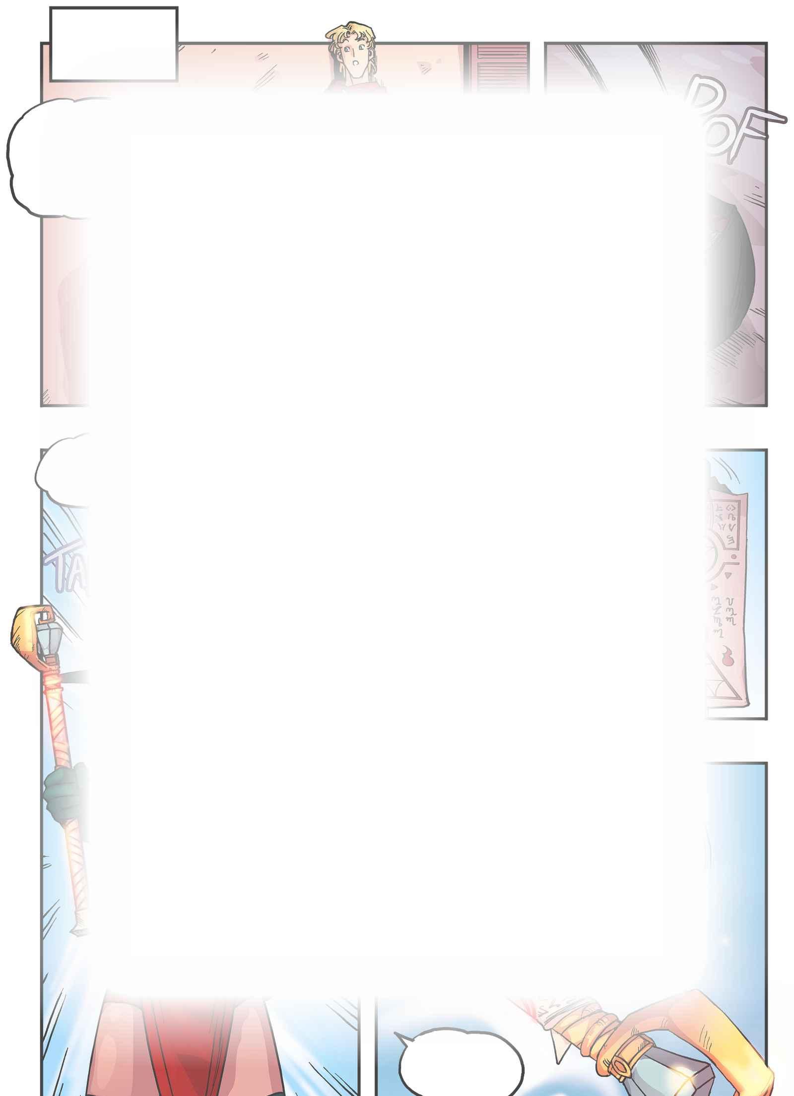 Hemisferios : Capítulo 6 página 3