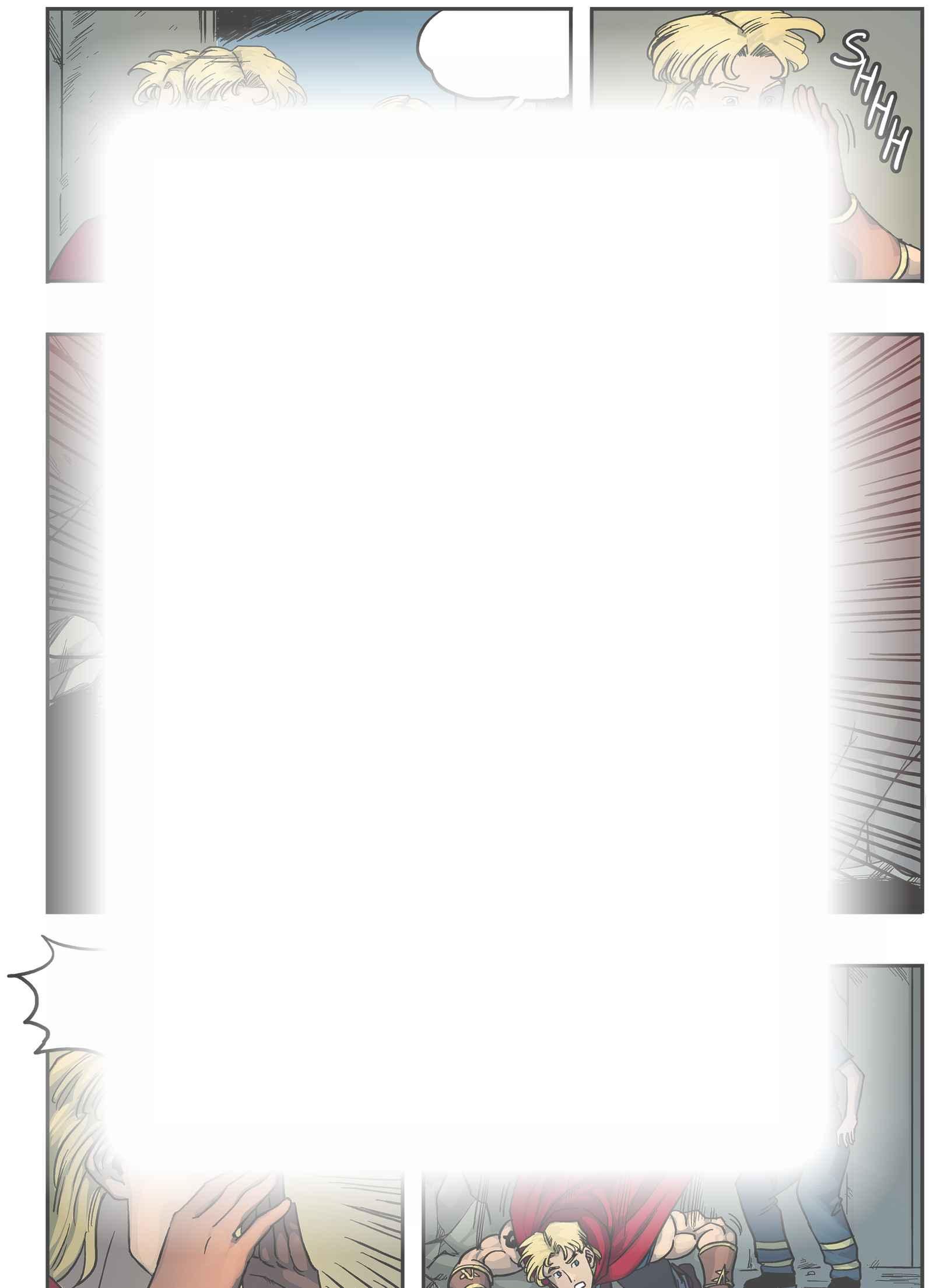 Hemisferios : Capítulo 6 página 15