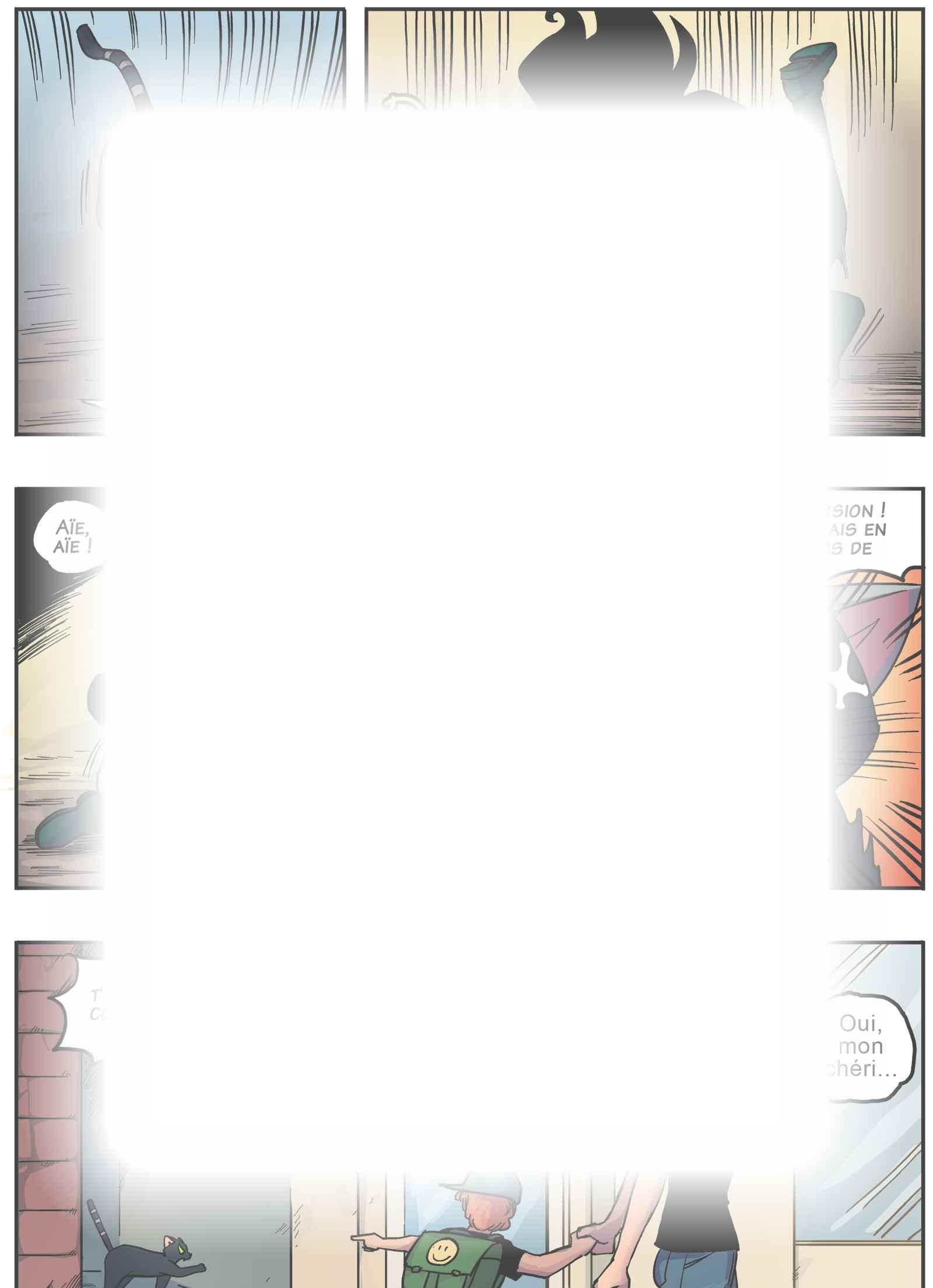 Hémisphères : Chapitre 6 page 12