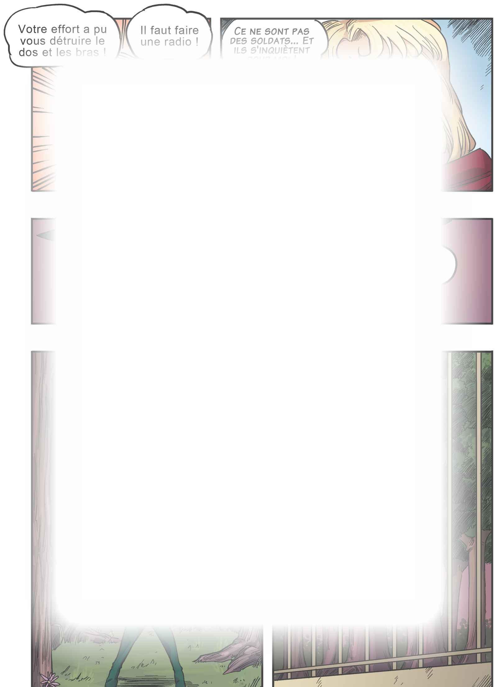 Hémisphères : Chapitre 6 page 21
