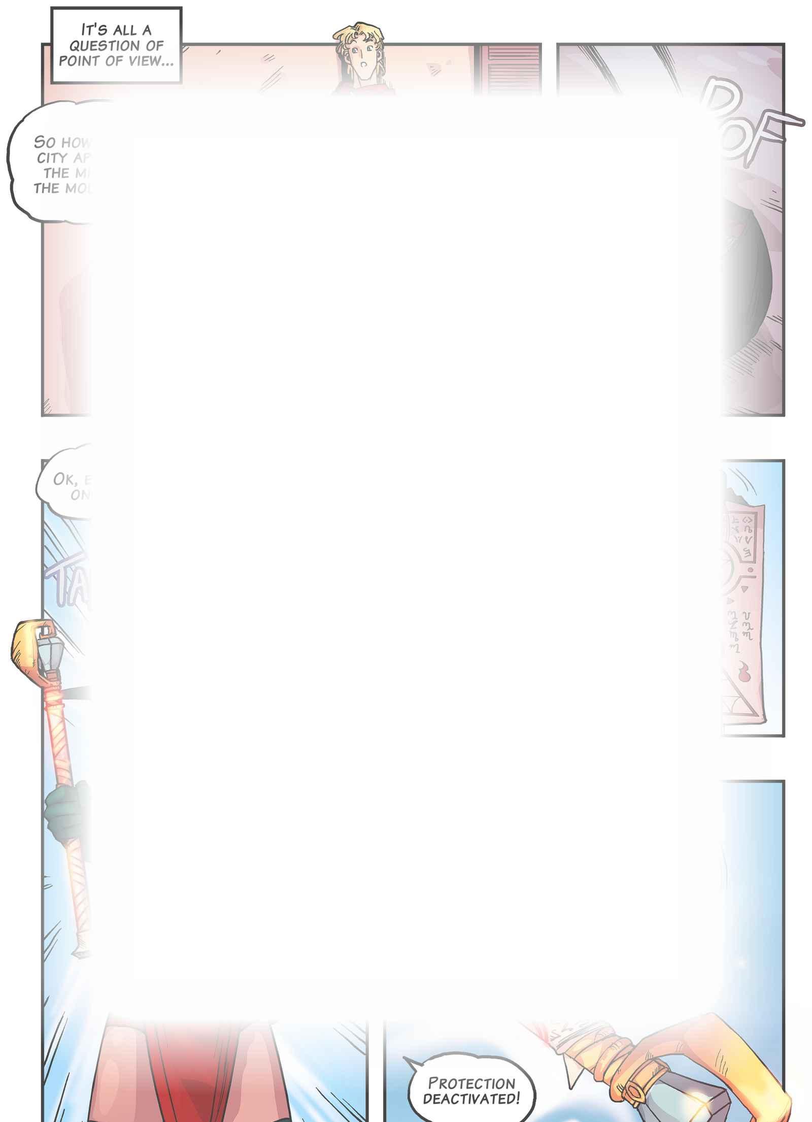 Hemispheres : Chapitre 6 page 3