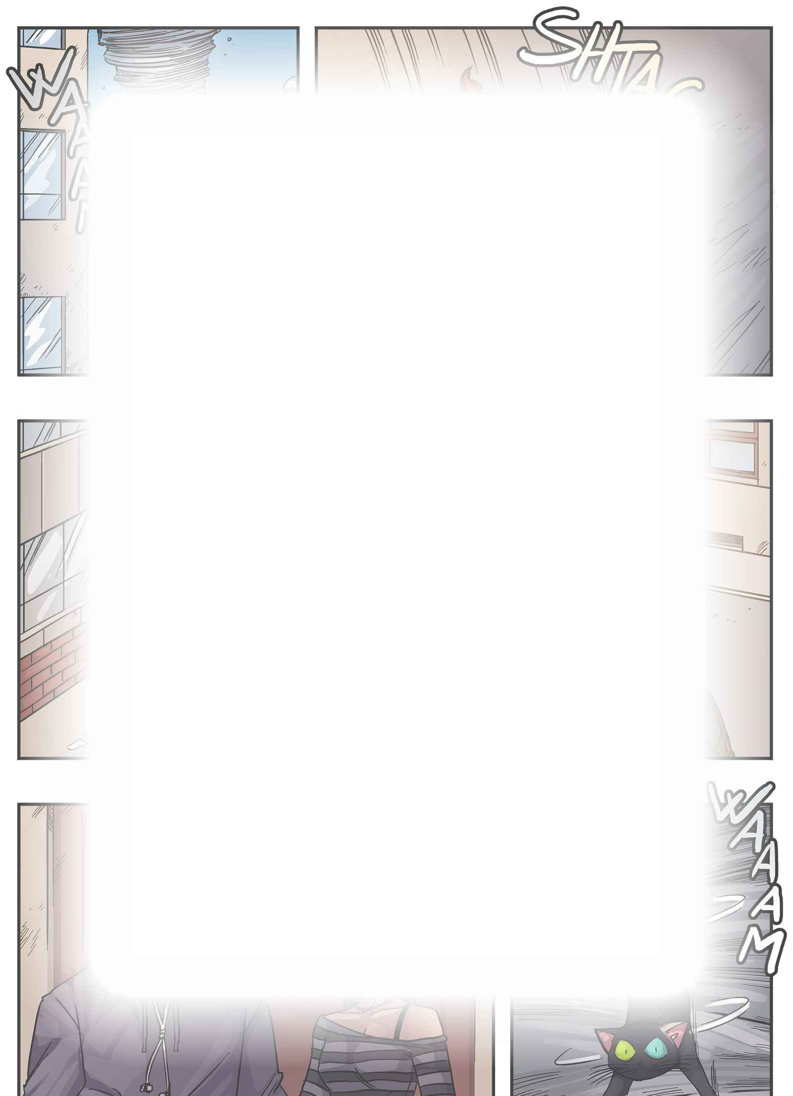 Hemispheres : Chapitre 6 page 11