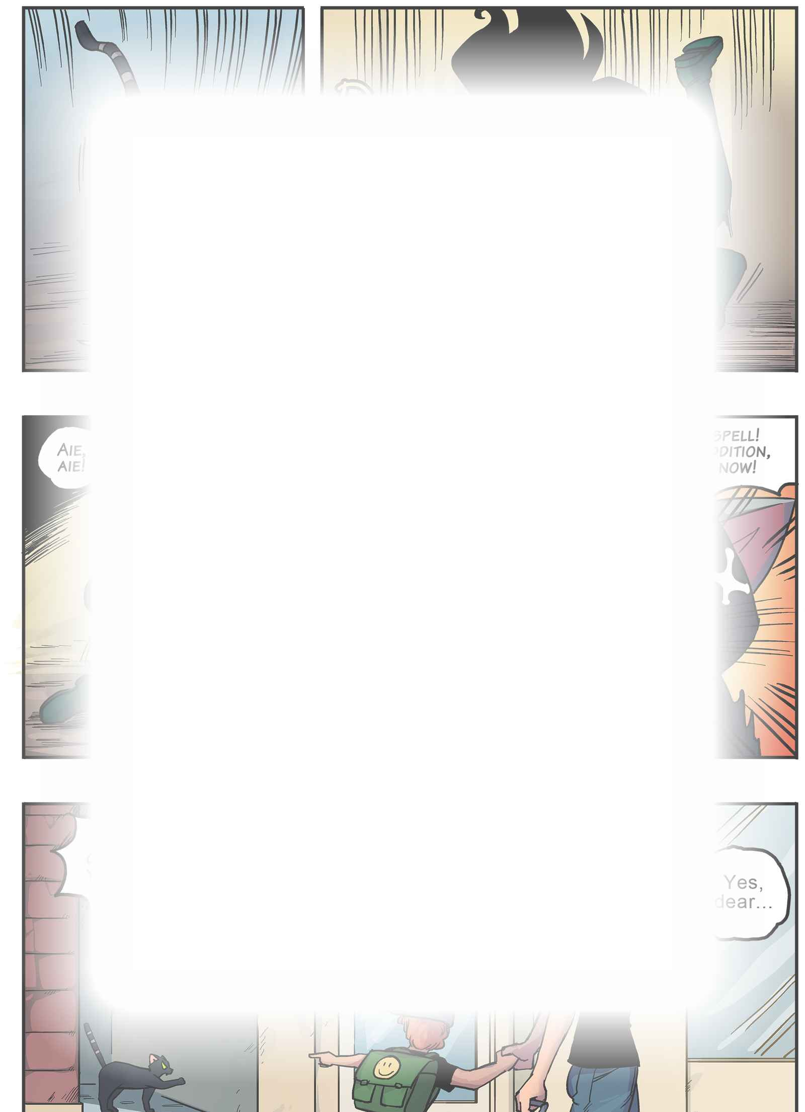 Hemispheres : Chapitre 6 page 12