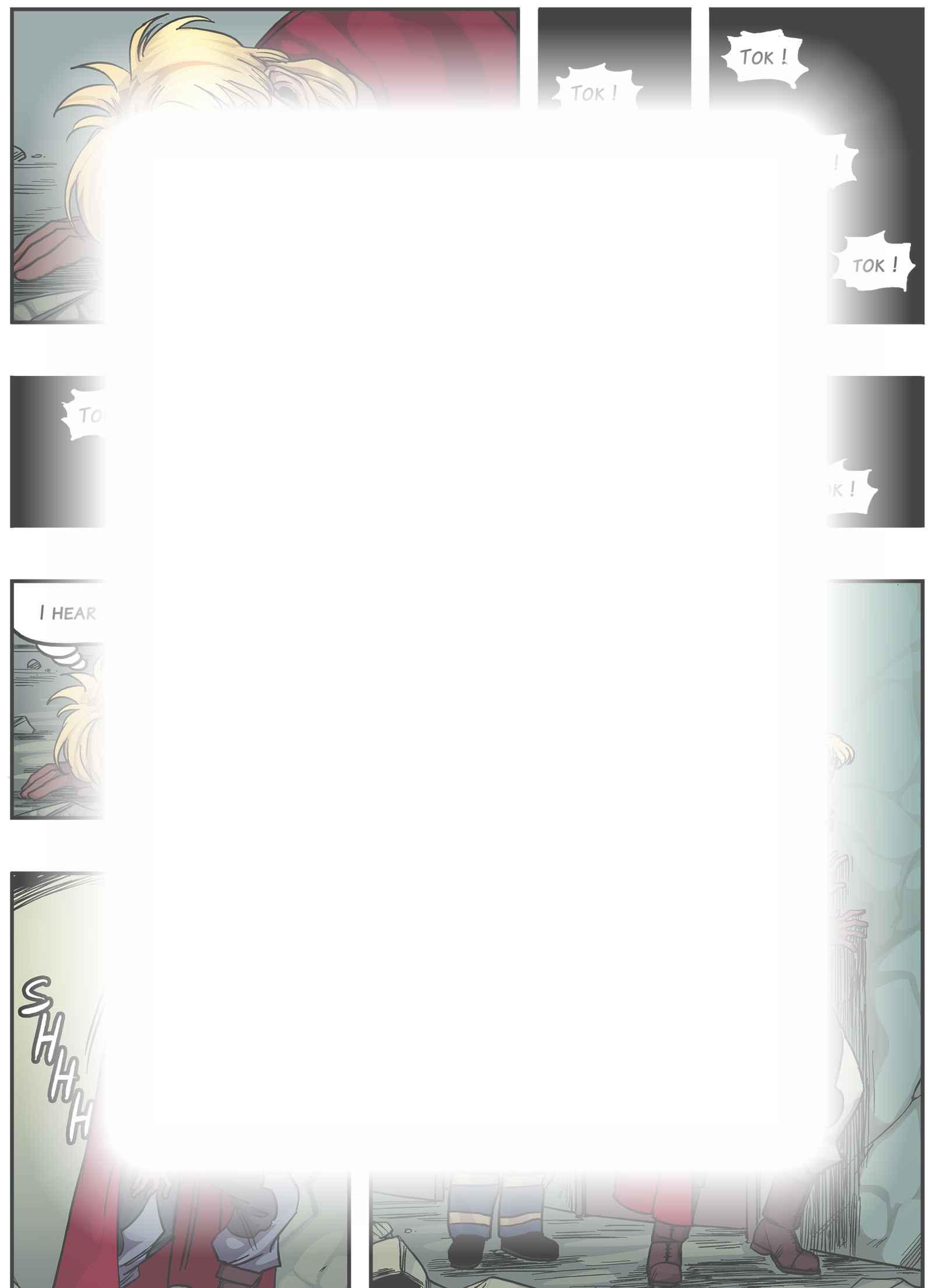 Hemispheres : Chapitre 6 page 16