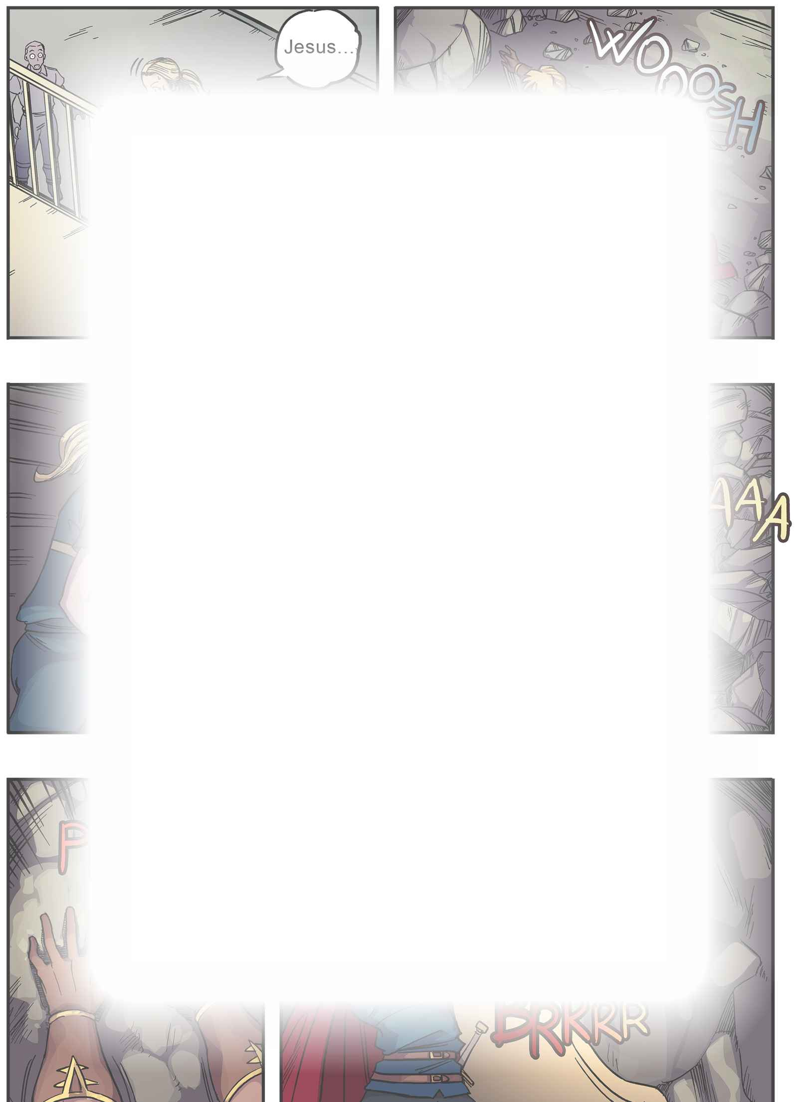 Hemispheres : Chapitre 6 page 18