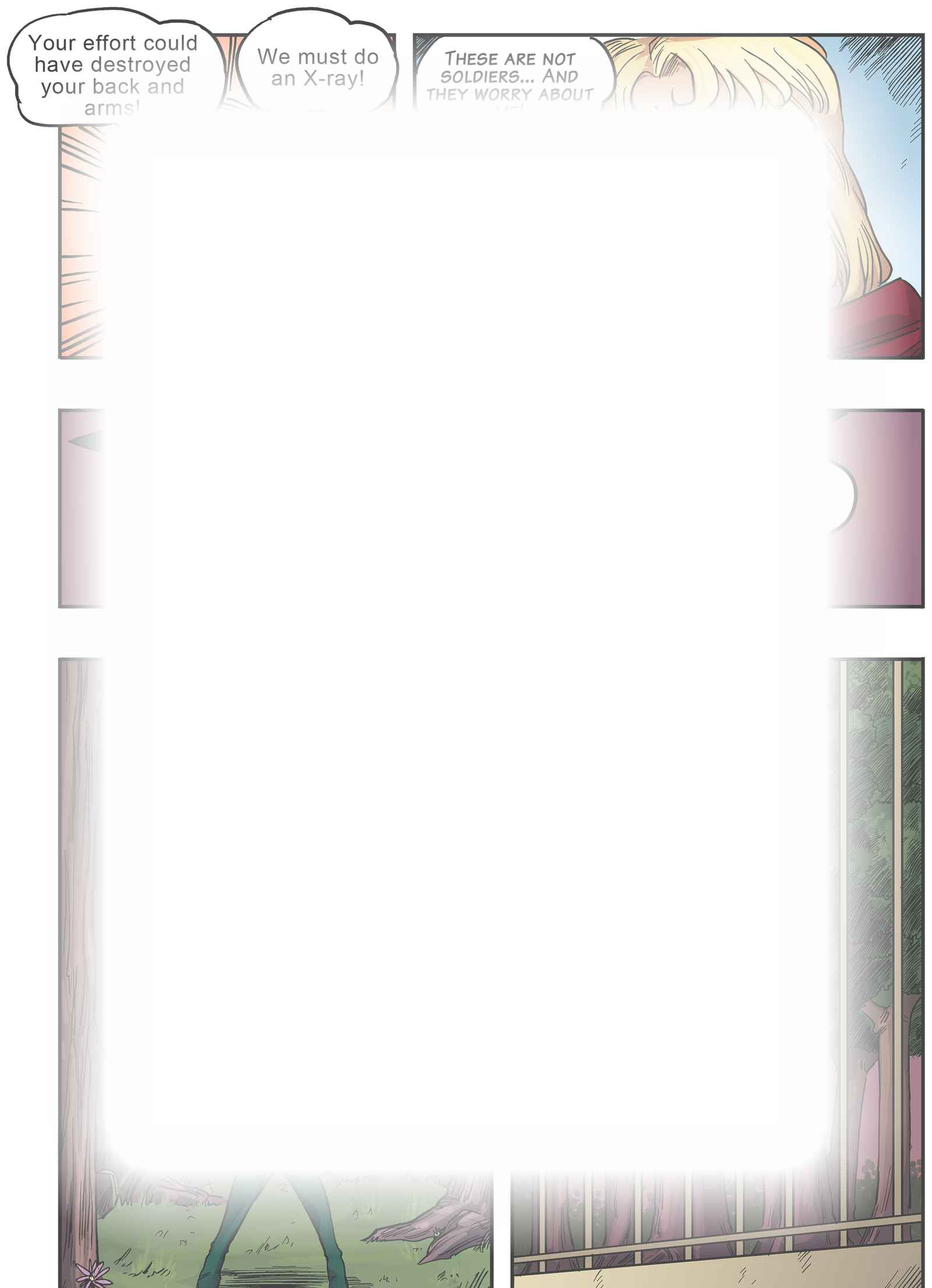 Hemispheres : Chapitre 6 page 21