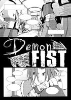 Demon Fist : Capítulo 1 página 8