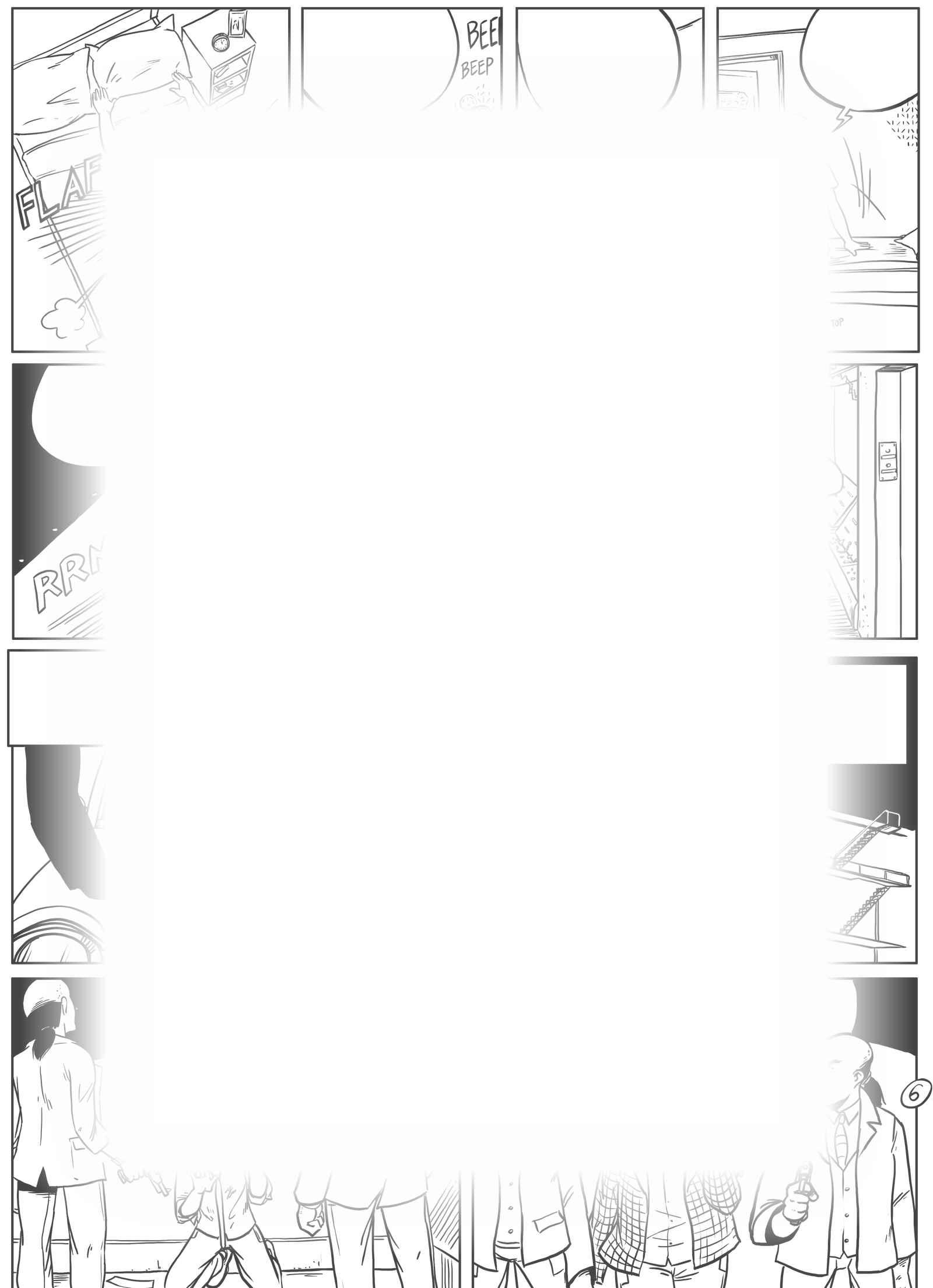 Imperfect : Capítulo 6 página 8