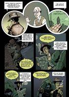 Horror tentacular : Capítulo 1 página 14