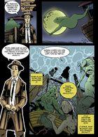 Horror tentacular : Capítulo 1 página 15