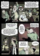 Horror tentacular : Capítulo 1 página 16