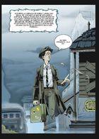 Horror tentacular : Capítulo 1 página 11