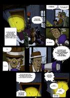 Horror tentacular : Capítulo 1 página 2