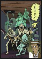 Horror tentacular : Capítulo 1 página 3