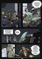 Horror tentacular : Capítulo 1 página 4