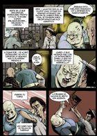 Horror tentacular : Capítulo 1 página 19