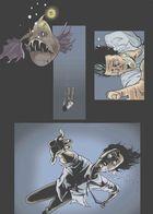 Horror tentacular : Capítulo 1 página 21