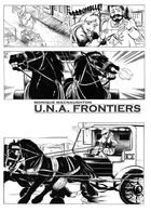 U.N.A. Frontiers : Chapitre 1 page 5