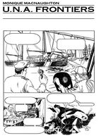 U.N.A. Frontiers : Chapitre 3 page 1