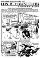 U.N.A. Frontiers : Chapter 3 page 1