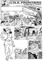 U.N.A. Frontiers : Chapitre 4 page 1