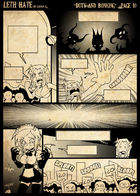 Leth Hate : Chapitre 3 page 11