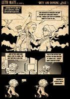 Leth Hate : Capítulo 3 página 1