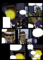 Horror tentacular : Chapitre 1 page 2