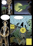 Horror tentacular : Chapitre 1 page 15