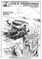 U.N.A. Frontiers : Chapitre 6 page 1