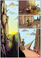 The Barbarian Chronicles : Chapitre 1 page 1