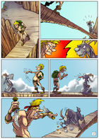 The Barbarian Chronicles : Chapitre 1 page 2