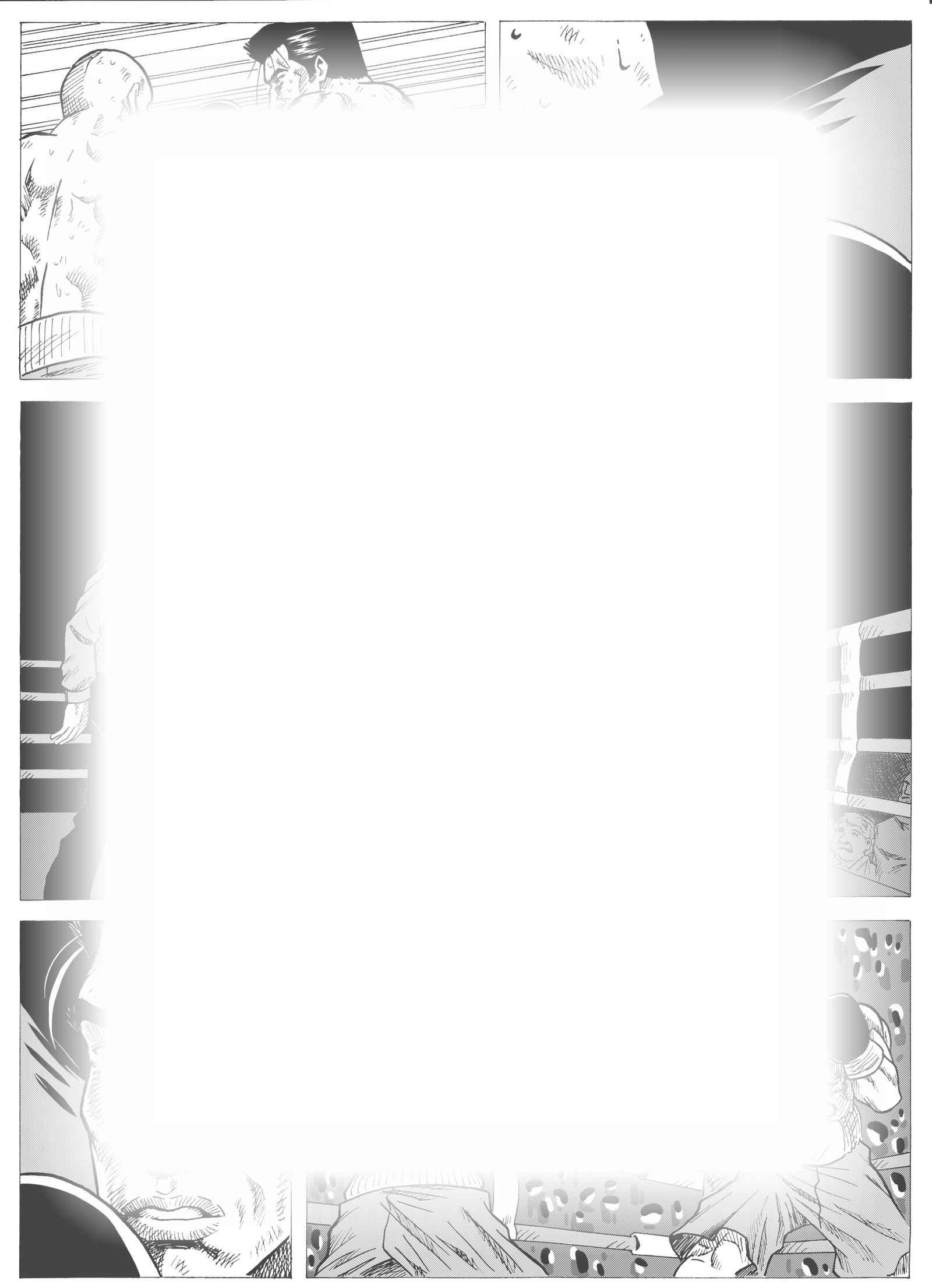 Dark Eagle : Chapitre 5 page 3