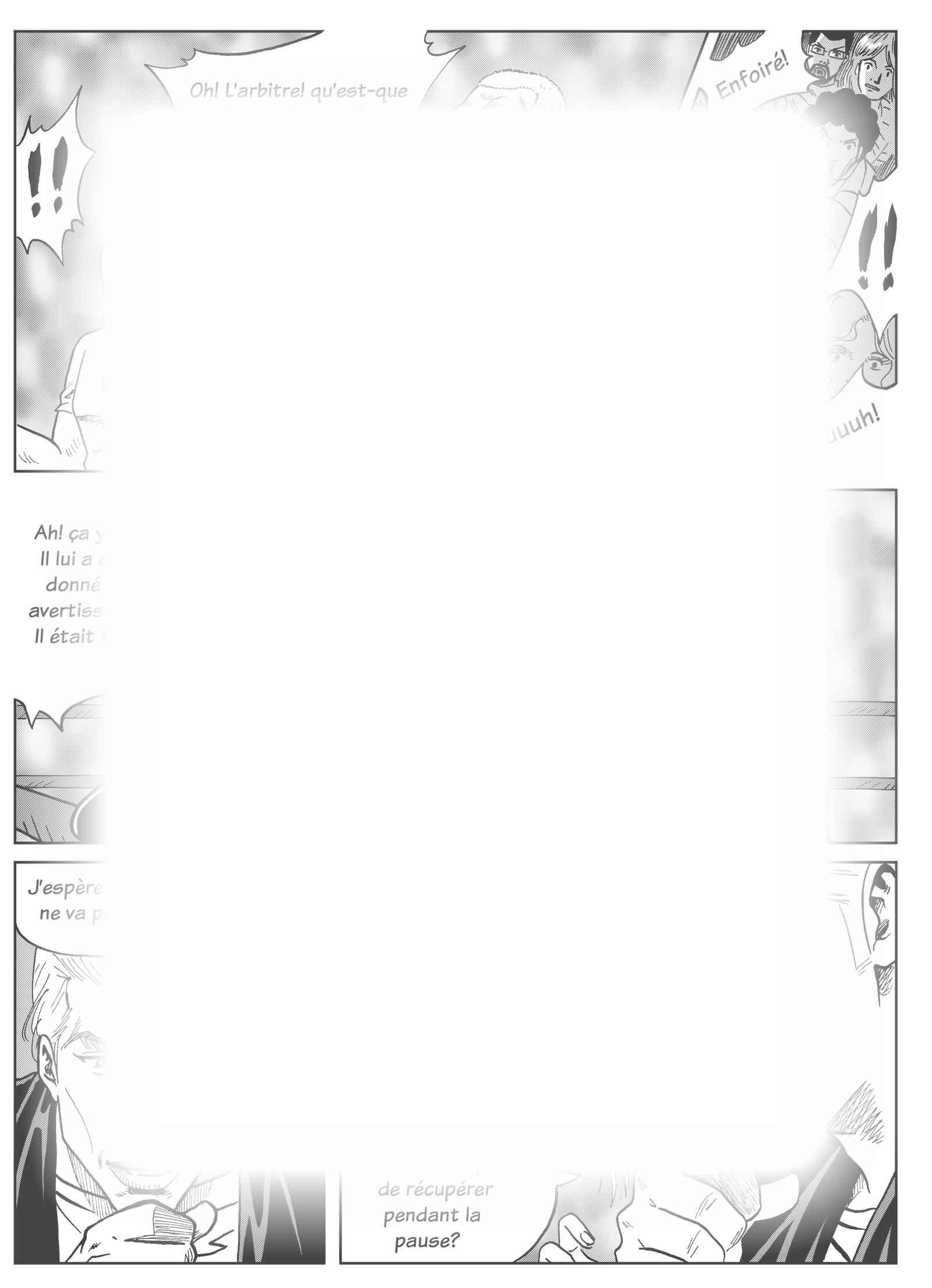 Dark Eagle : Chapitre 5 page 7