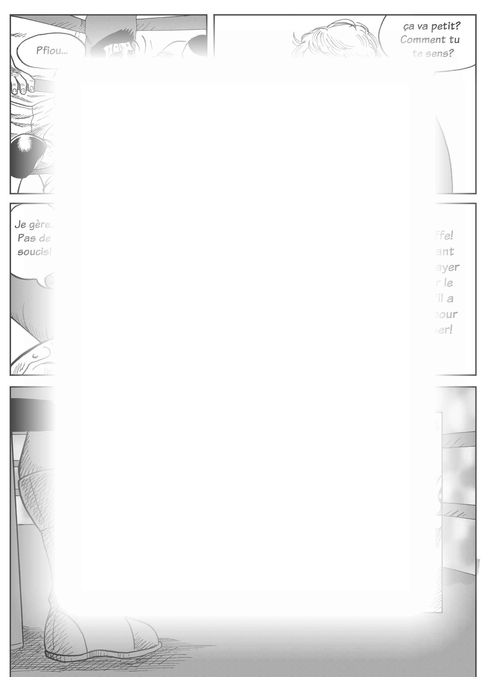 Dark Eagle : Chapitre 5 page 8