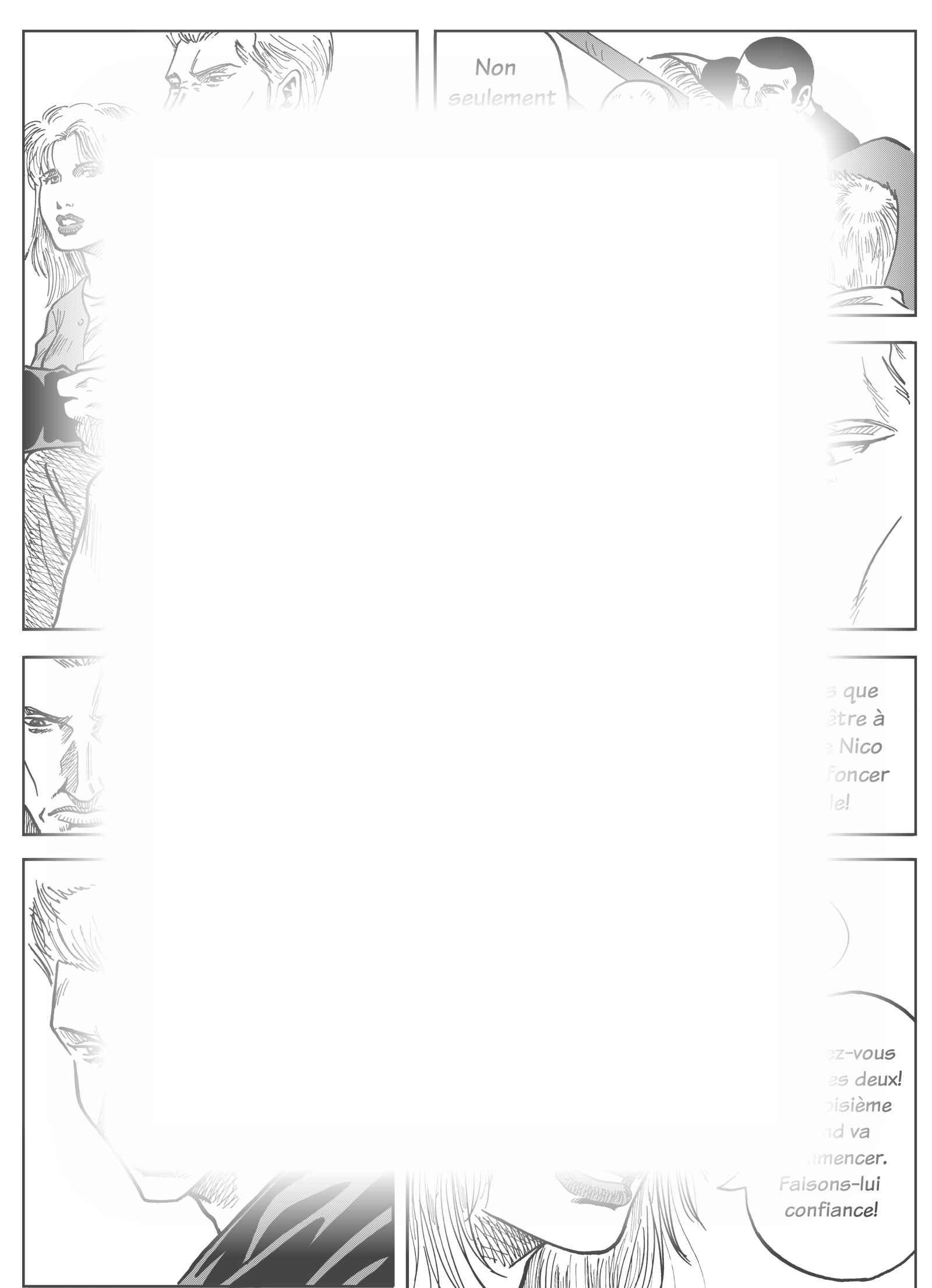 Dark Eagle : Chapitre 5 page 9