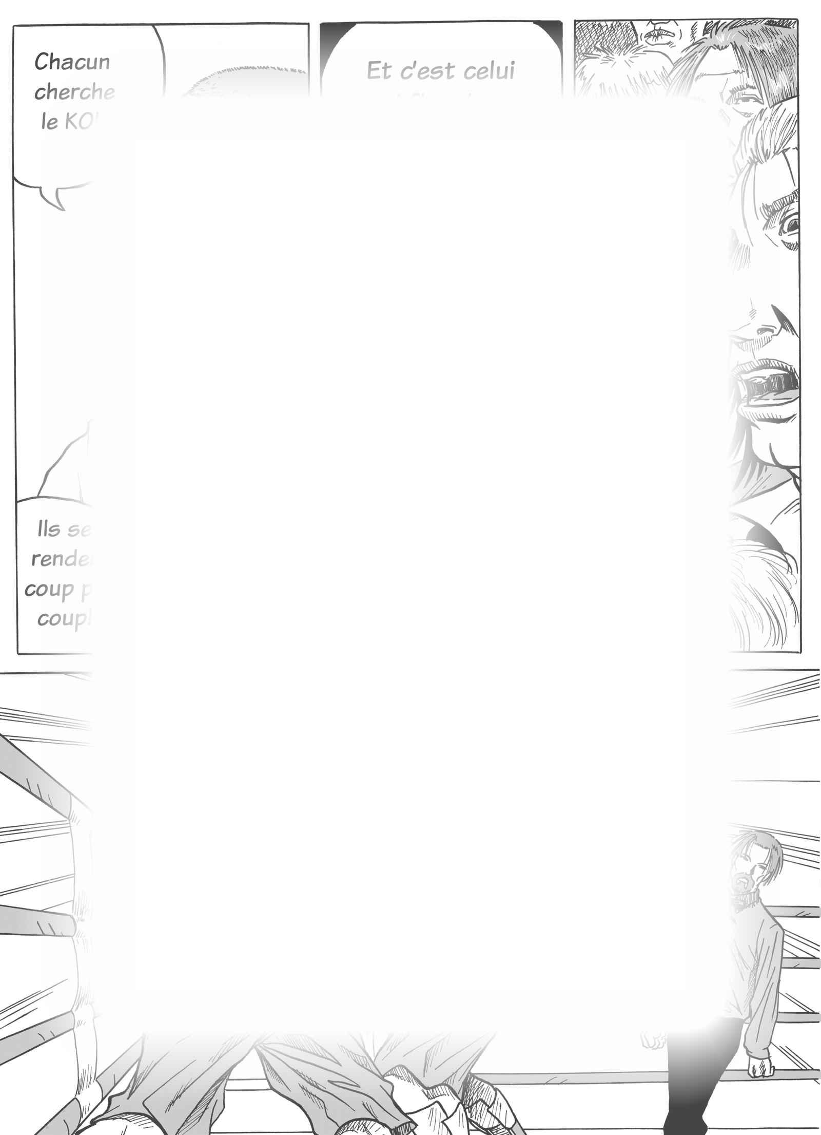 Dark Eagle : Chapitre 5 page 17