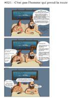 Blog et Méchant : Chapitre 3 page 22