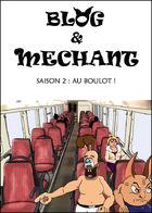 Blog et Méchant : Chapitre 4 page 1