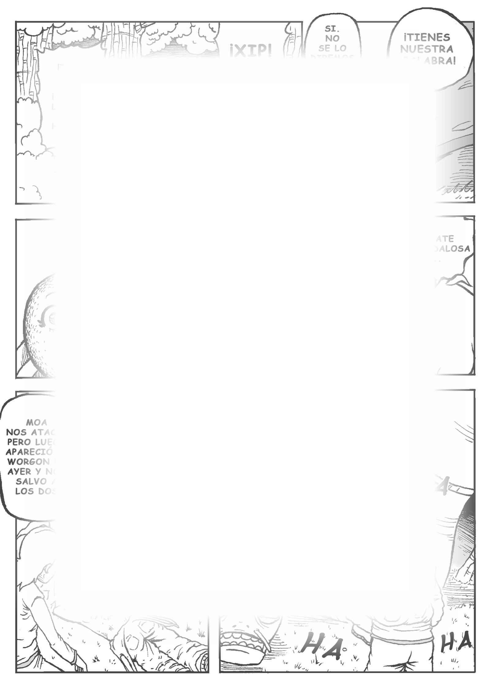 Food Attack : チャプター 7 ページ 21
