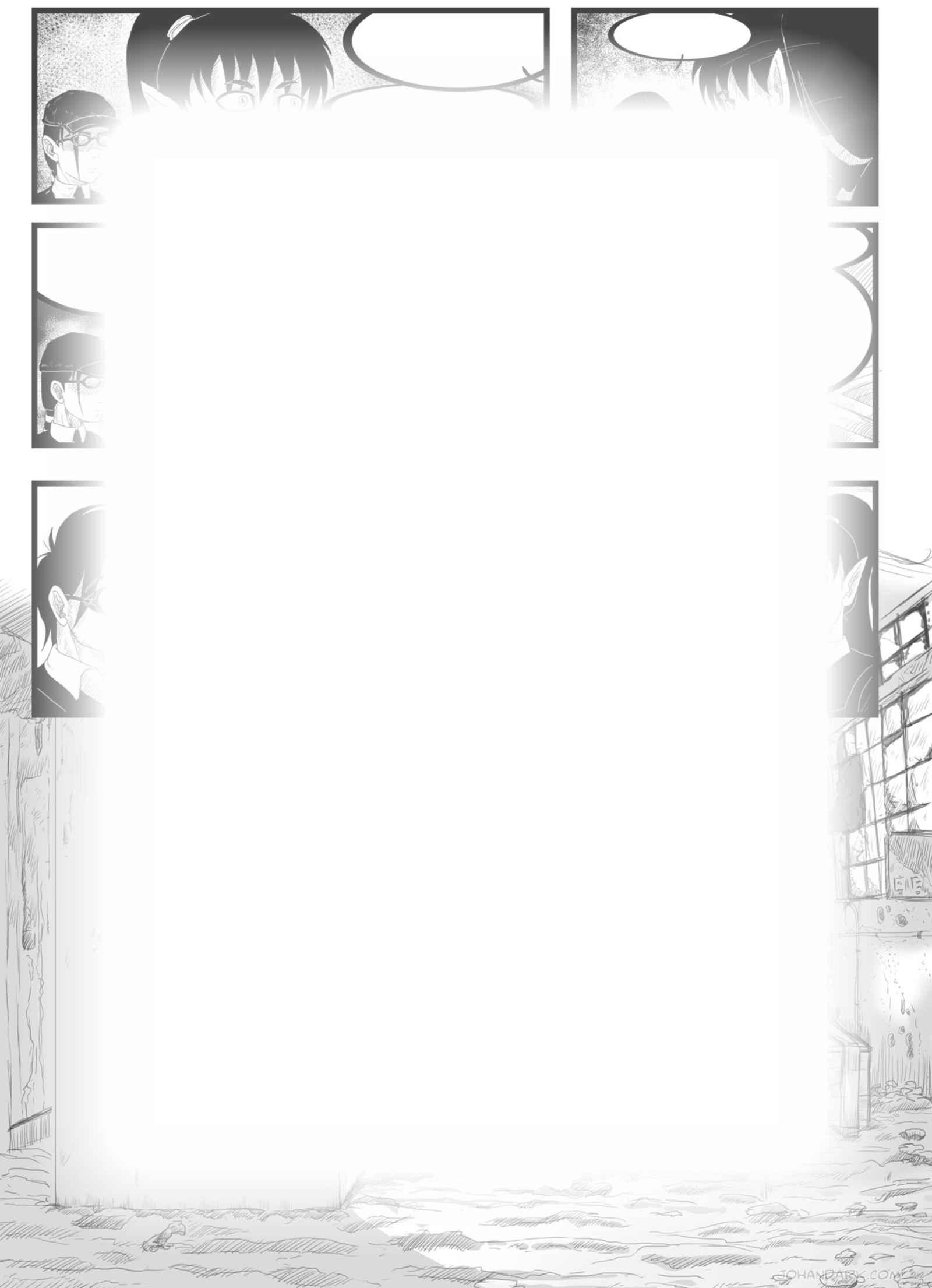 ARKHAM roots : Chapitre 2 page 6