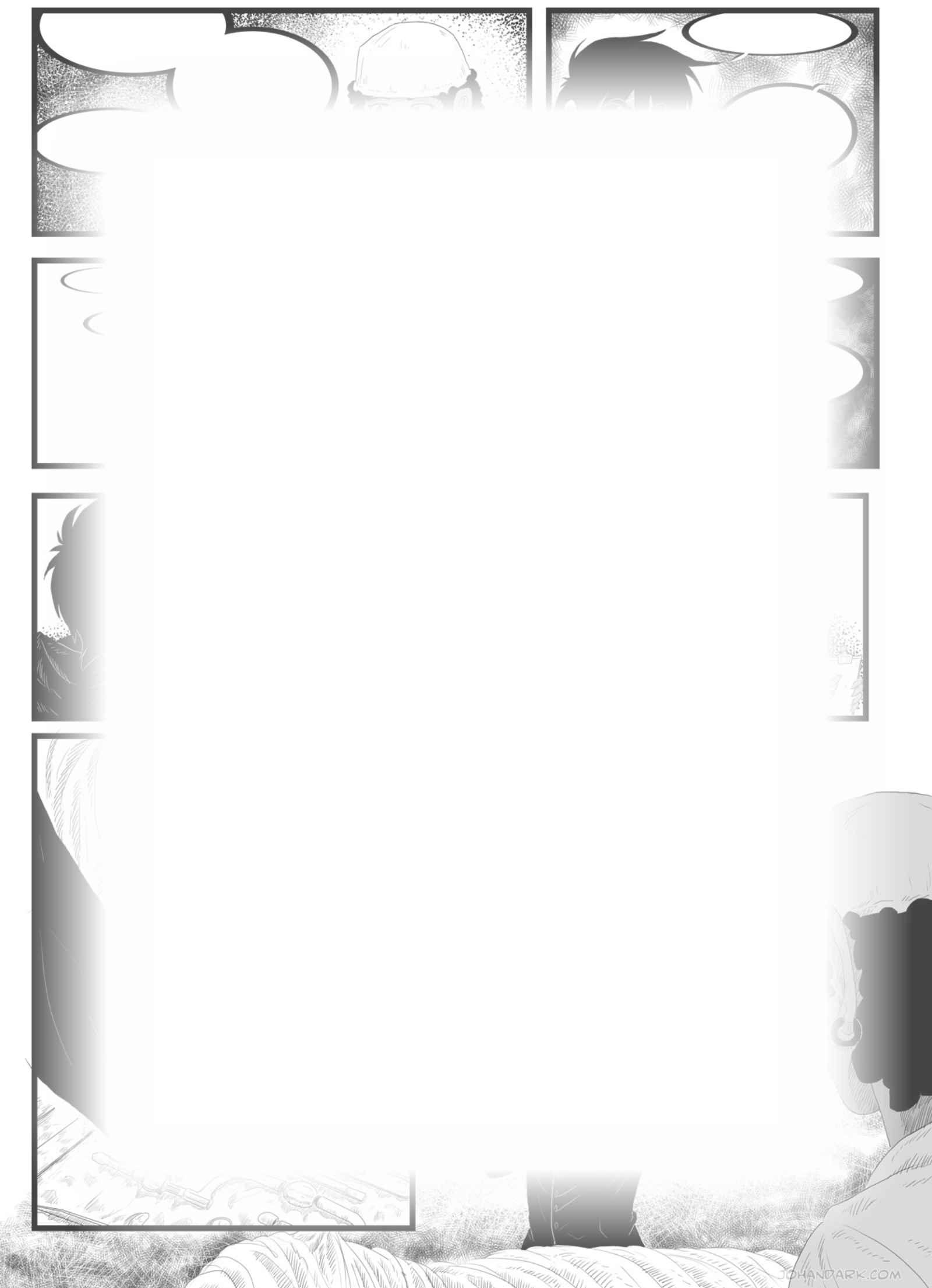 ARKHAM roots : Chapitre 2 page 8