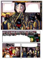 Bienvenidos a República Gada : Chapter 8 page 3