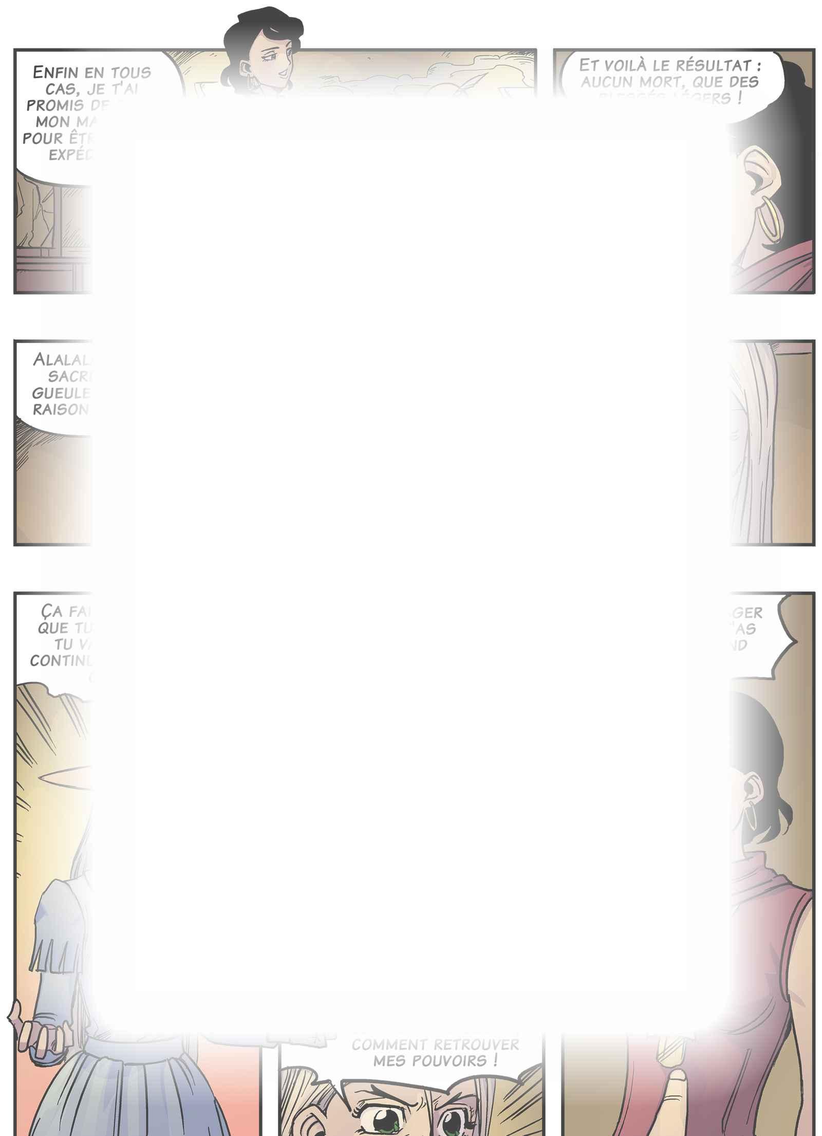 Amilova : Chapter 5 page 19