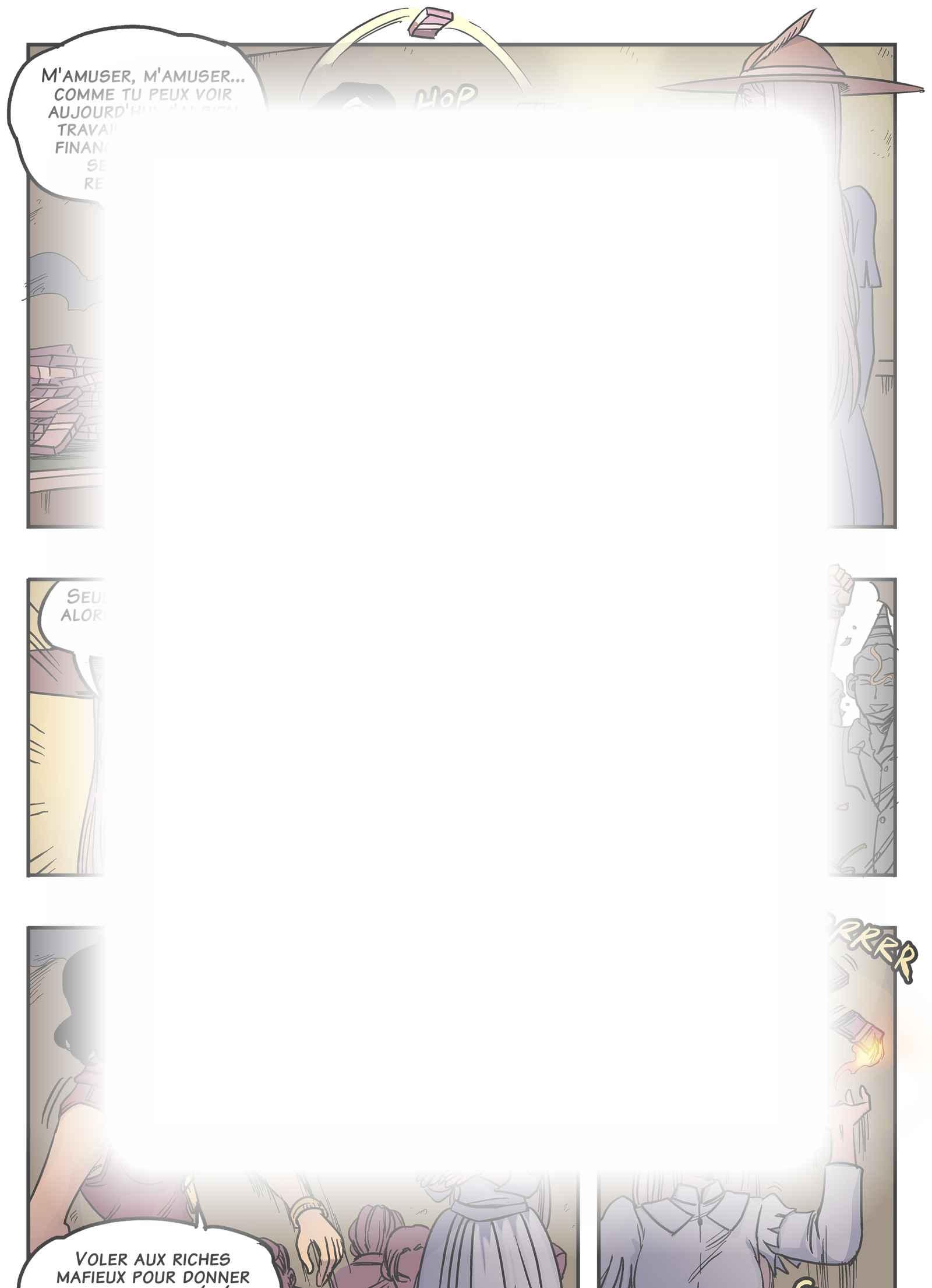Amilova : Chapter 5 page 20