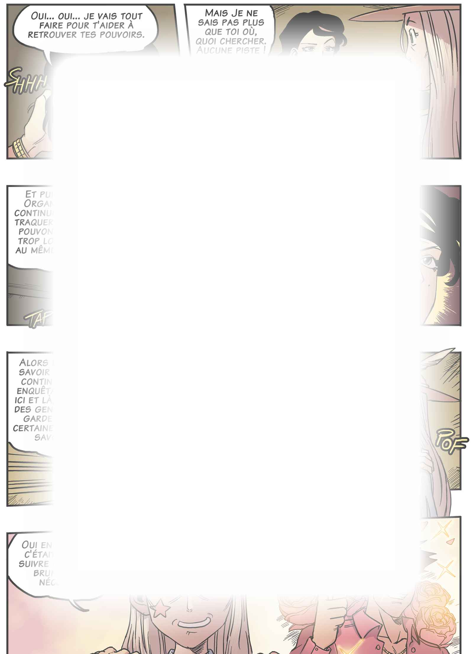 Amilova : Chapitre 5 page 21