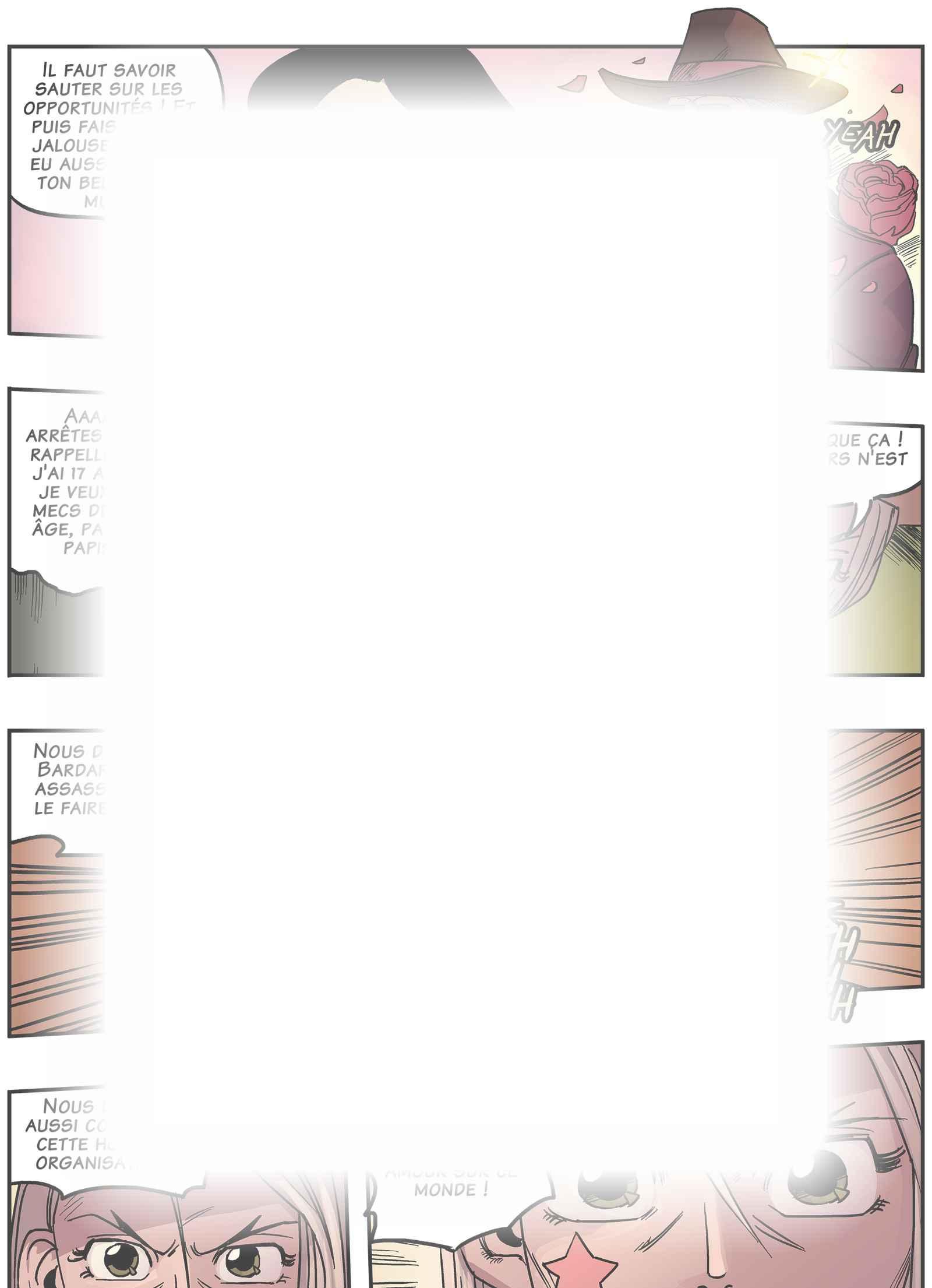 Amilova : Chapter 5 page 22
