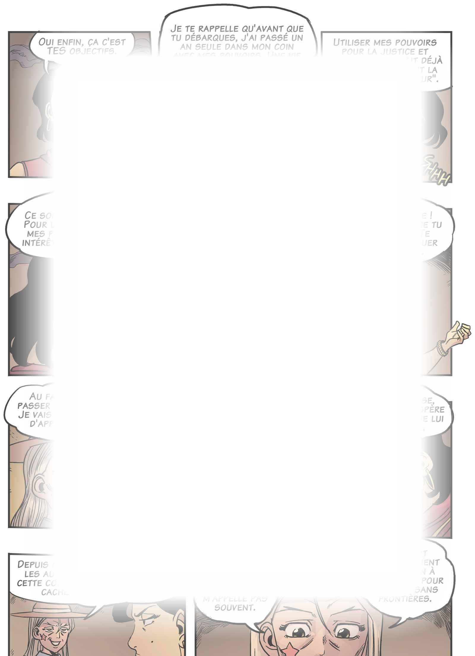 Amilova : Chapter 5 page 23