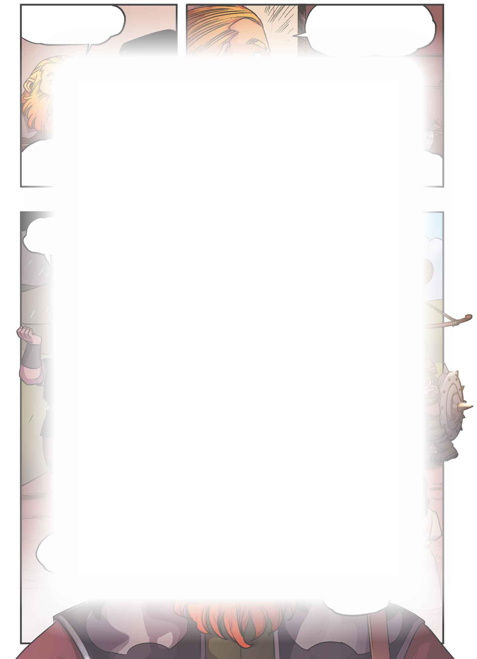 Hemisferios : Capítulo 7 página 4